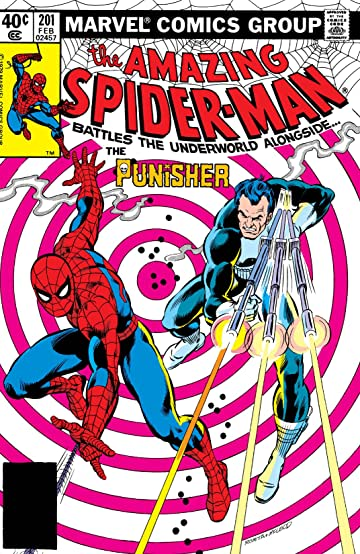 Amazing Spider-Man (1963-1998) #201
