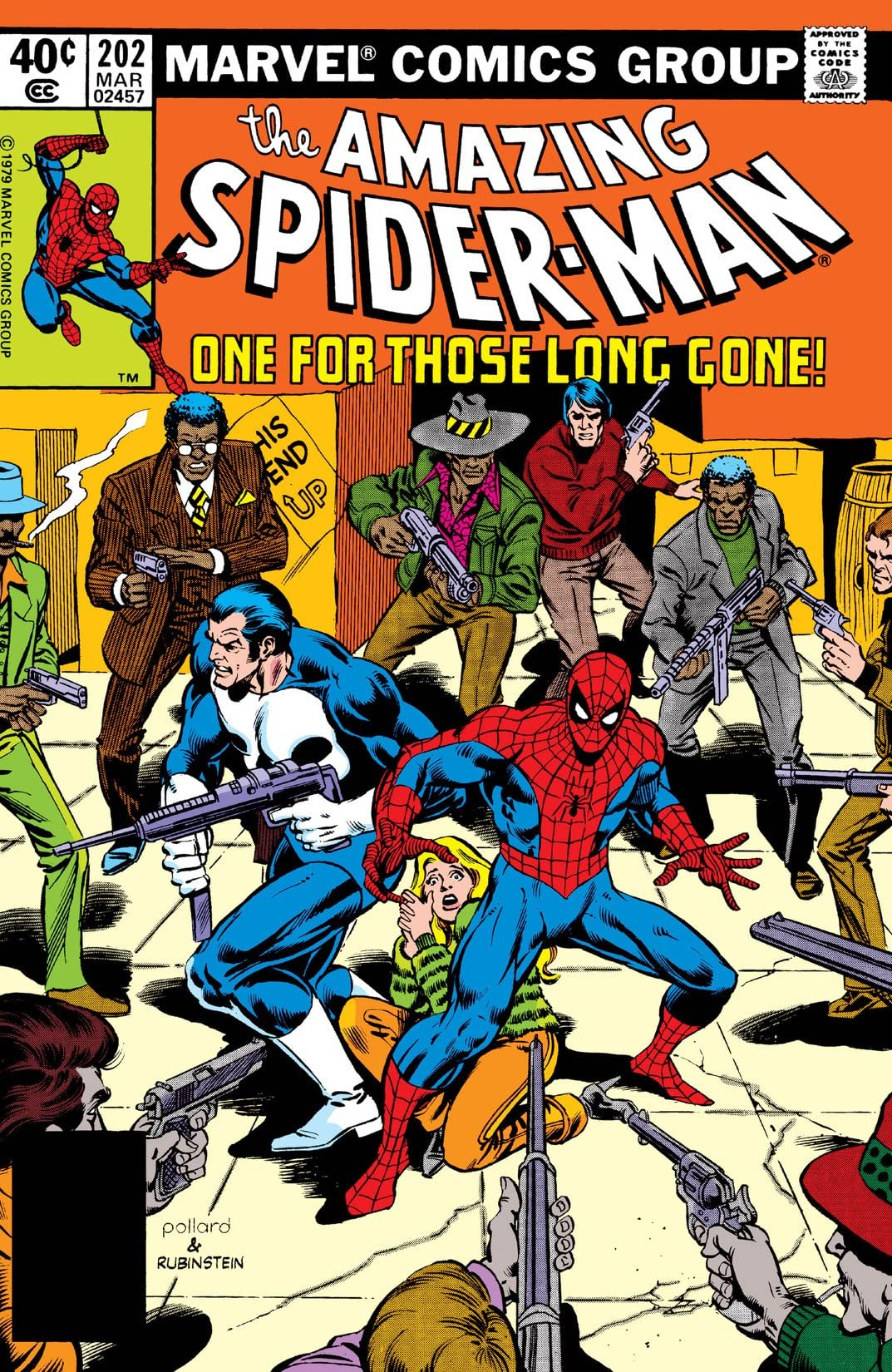 Amazing Spider-Man (1963-1998) #202