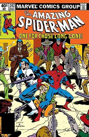 Amazing Spider-Man (1963-1998) #202