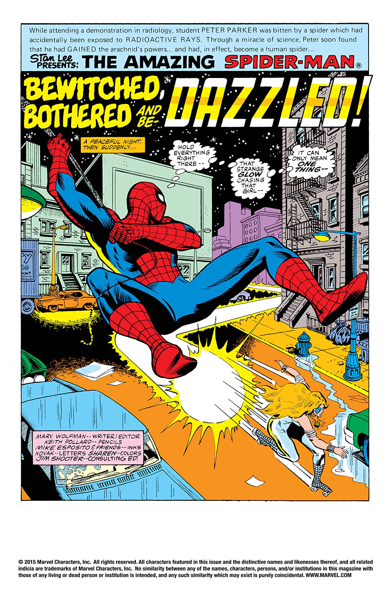 Amazing Spider-Man (1963-1998) #203