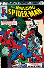 Amazing Spider-Man (1963-1998) #204