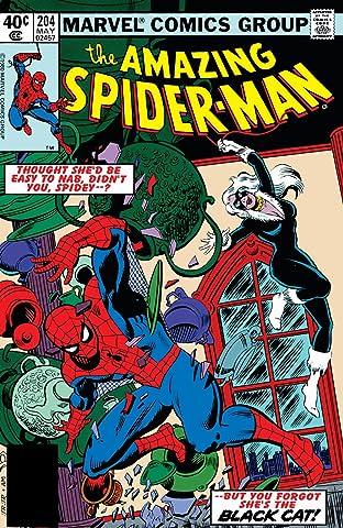 Amazing Spider-Man (1963-1998) #204