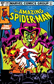 Amazing Spider-Man (1963-1998) #207
