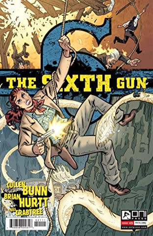The Sixth Gun No.21