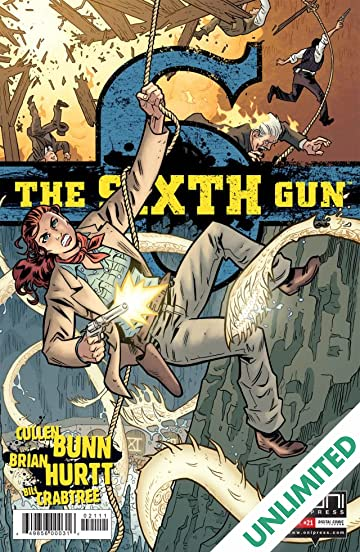 The Sixth Gun #21