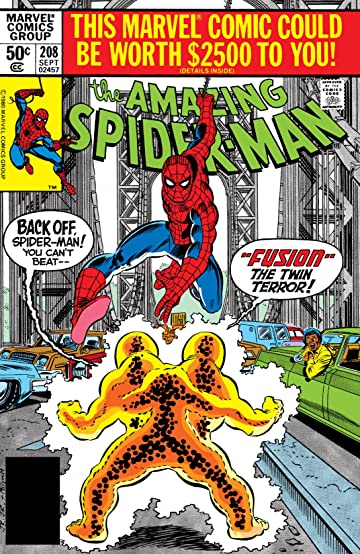 Amazing Spider-Man (1963-1998) #208