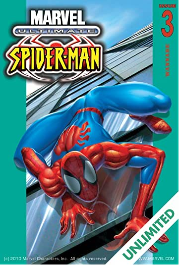 Ultimate Spider-Man (2000-2009) #3