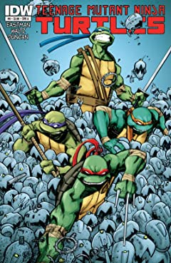 Teenage Mutant Ninja Turtles No.8