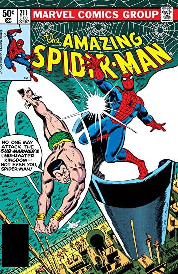 Amazing Spider-Man (1963-1998) #211