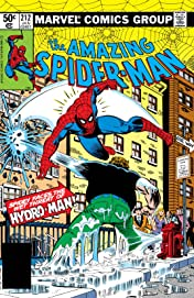 Amazing Spider-Man (1963-1998) #212