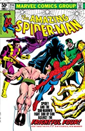 Amazing Spider-Man (1963-1998) #214