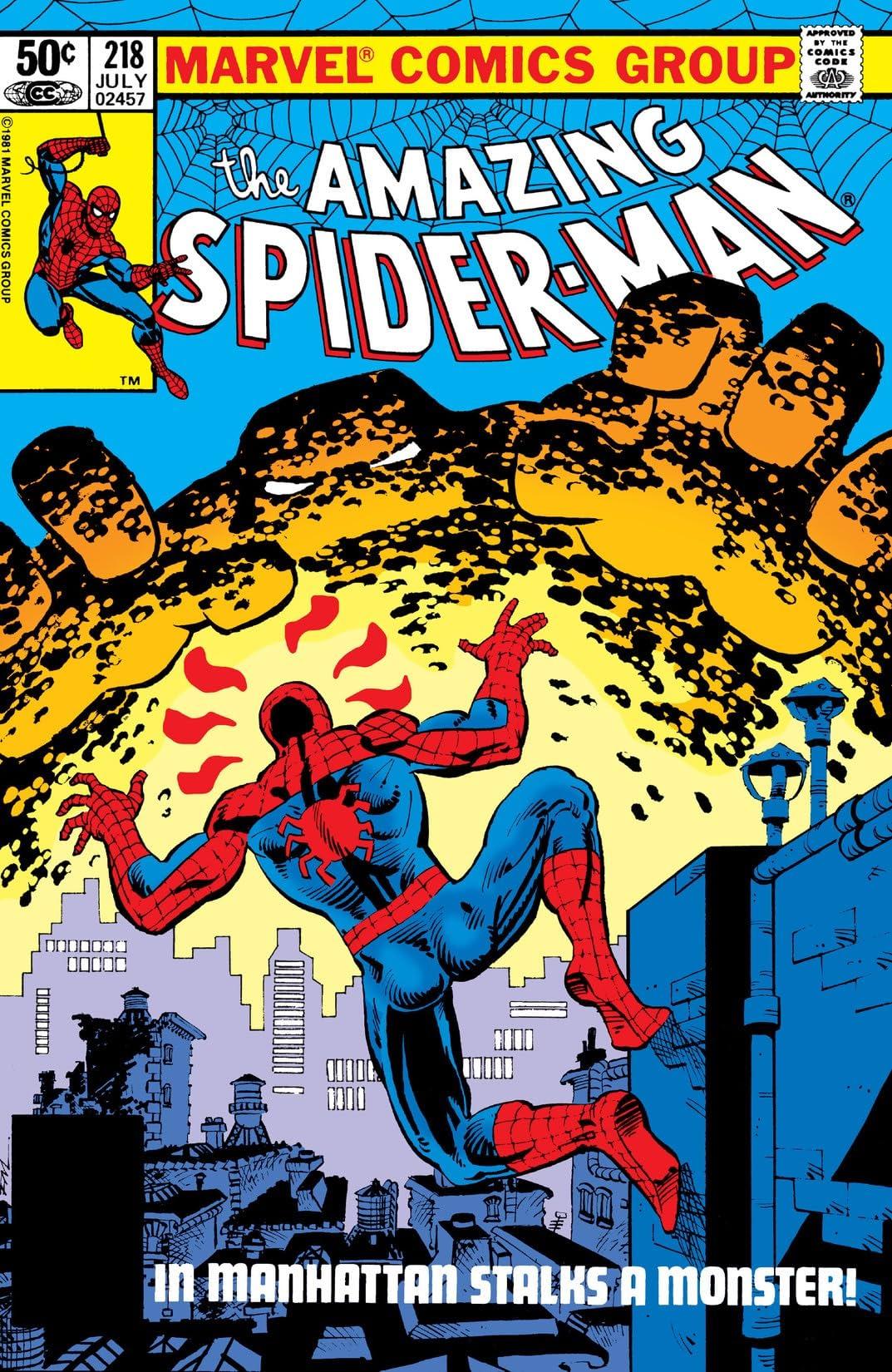 Amazing Spider-Man (1963-1998) #218
