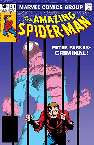 Amazing Spider-Man (1963-1998) #219