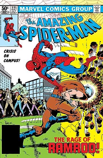 Amazing Spider-Man (1963-1998) #221