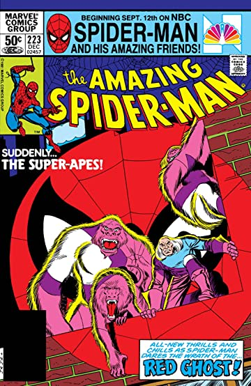 Amazing Spider-Man (1963-1998) #223