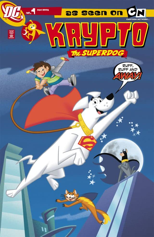 Krypto the Superdog #1