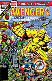 Avengers (1963-1996) Annual #6