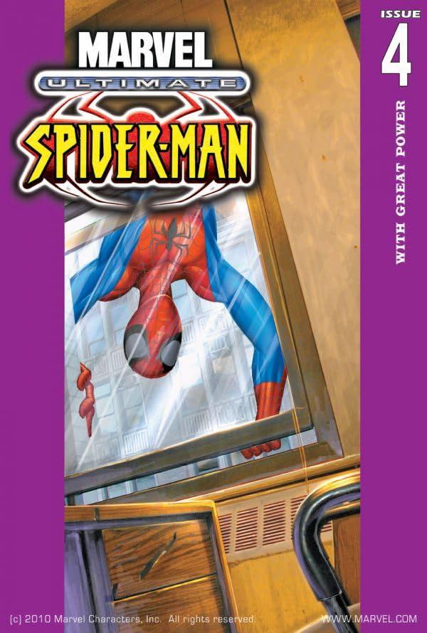 Ultimate Spider-Man (2000-2009) #4