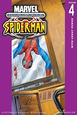 Ultimate Spider-Man (2000-2009) #4