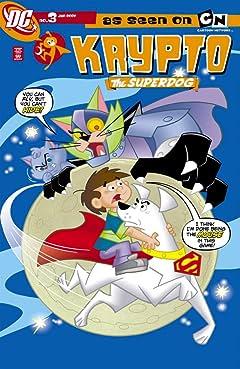 Krypto the Superdog #3 (of 6)