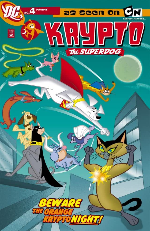Krypto the Superdog #4