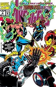 Avengers: The Terminatrix Objective (1993) #2 (of 4)