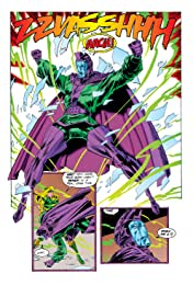 Avengers: The Terminatrix Objective (1993) #4 (of 4)