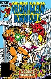 Iron Man (1968-1996) Annual #7