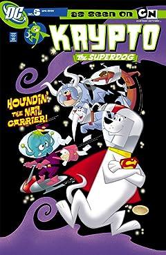 Krypto the Superdog #6 (of 6)
