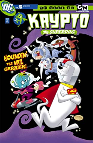 Krypto the Superdog #6 (of 6)