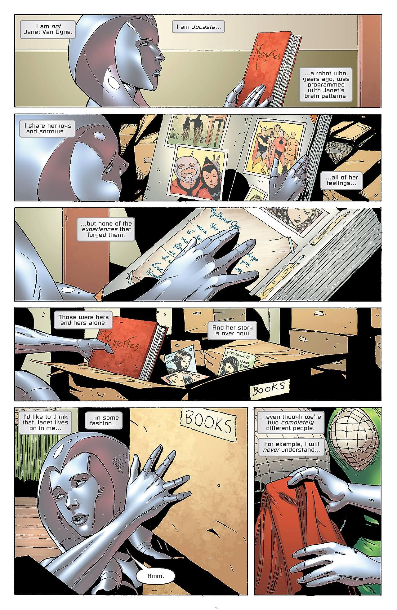 Secret Invasion: Requiem #1