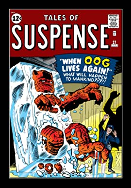 Tales of Suspense (1959-1968) #27