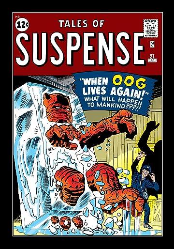 Tales of Suspense (1959-1968) #27