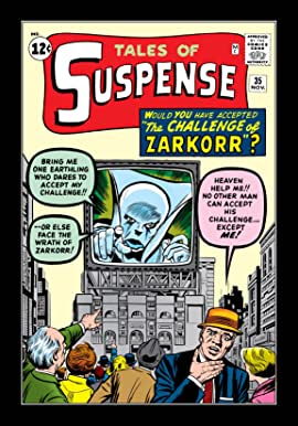 Tales of Suspense (1959-1968) #35
