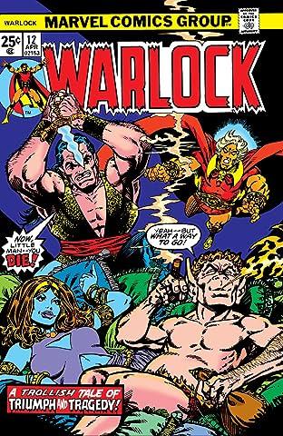 Warlock (1972-1976) #12