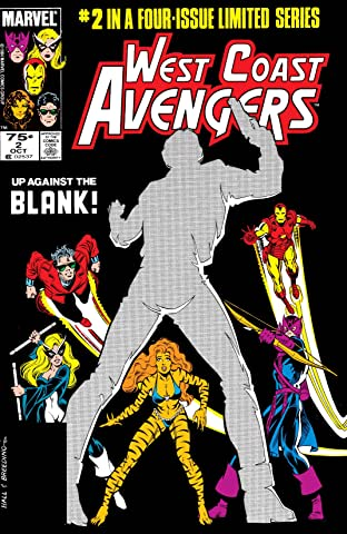 West Coast Avengers (1984) #2 (of 4)