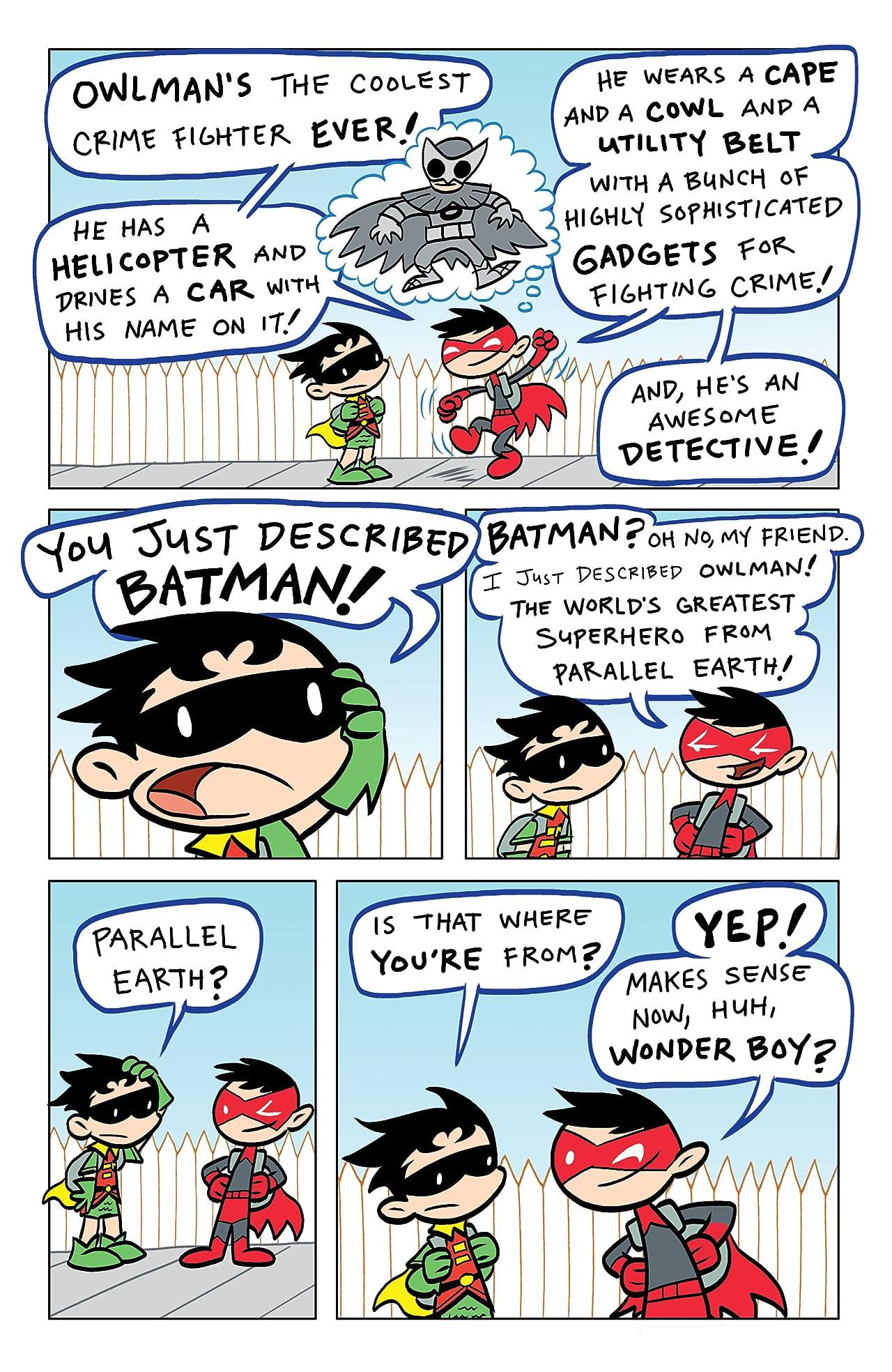Tiny Titans #35