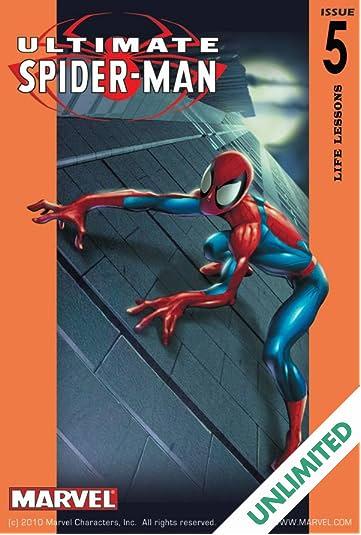Ultimate Spider-Man (2000-2009) #5