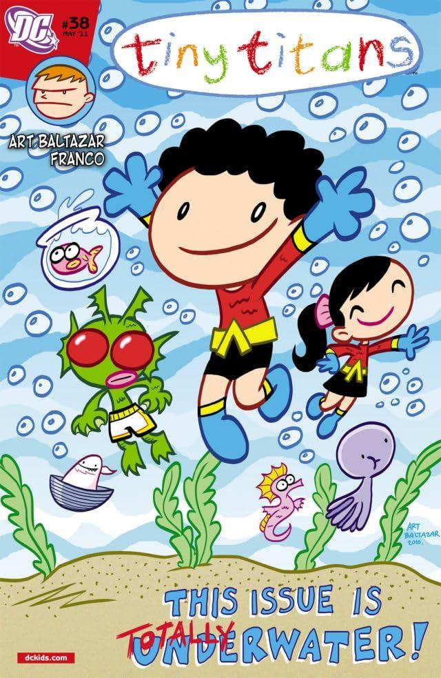 Tiny Titans #38
