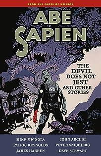 Abe Sapien Vol. 2: The Devil Does Not Jest