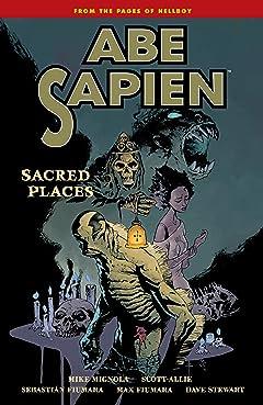 Abe Sapien Vol. 5: Sacred Places
