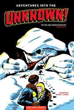 Adventures into the Unknown Archives Tome 3