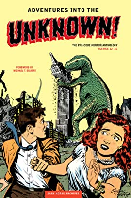 Adventures into the Unknown Archives Tome 4