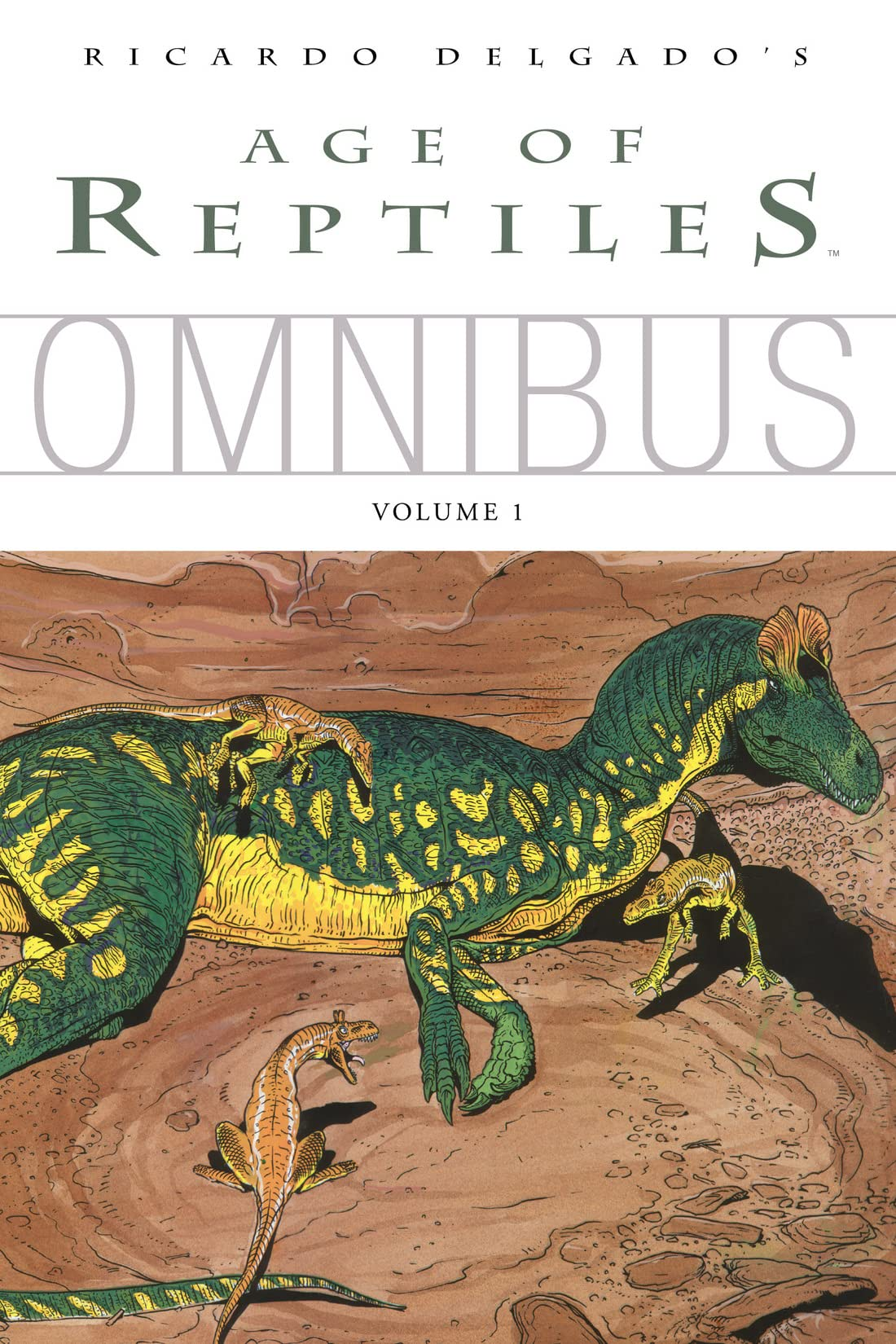 Age of Reptiles