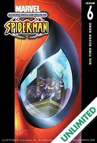 Ultimate Spider-Man (2000-2009) #6