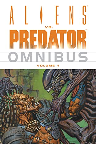 Aliens vs. Predator Omnibus Tome 1