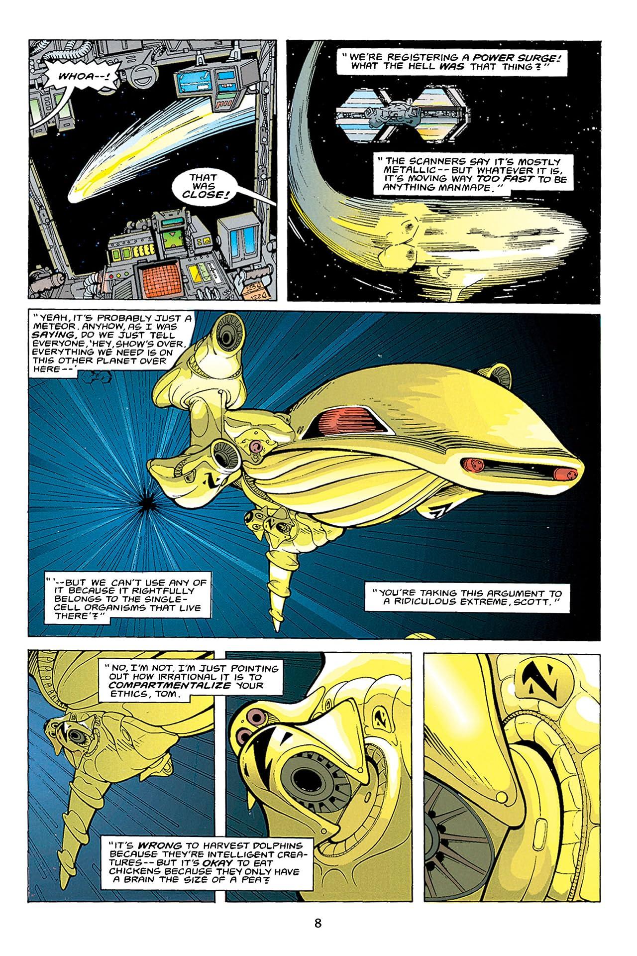 Aliens vs. Predator Omnibus Vol. 1