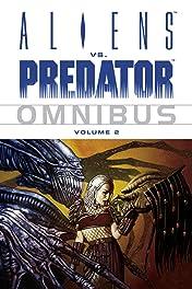 Aliens vs. Predator Omnibus Tome 2