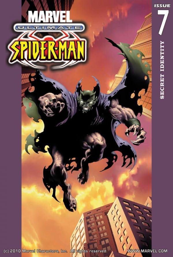 Ultimate Spider-Man (2000-2009) #7