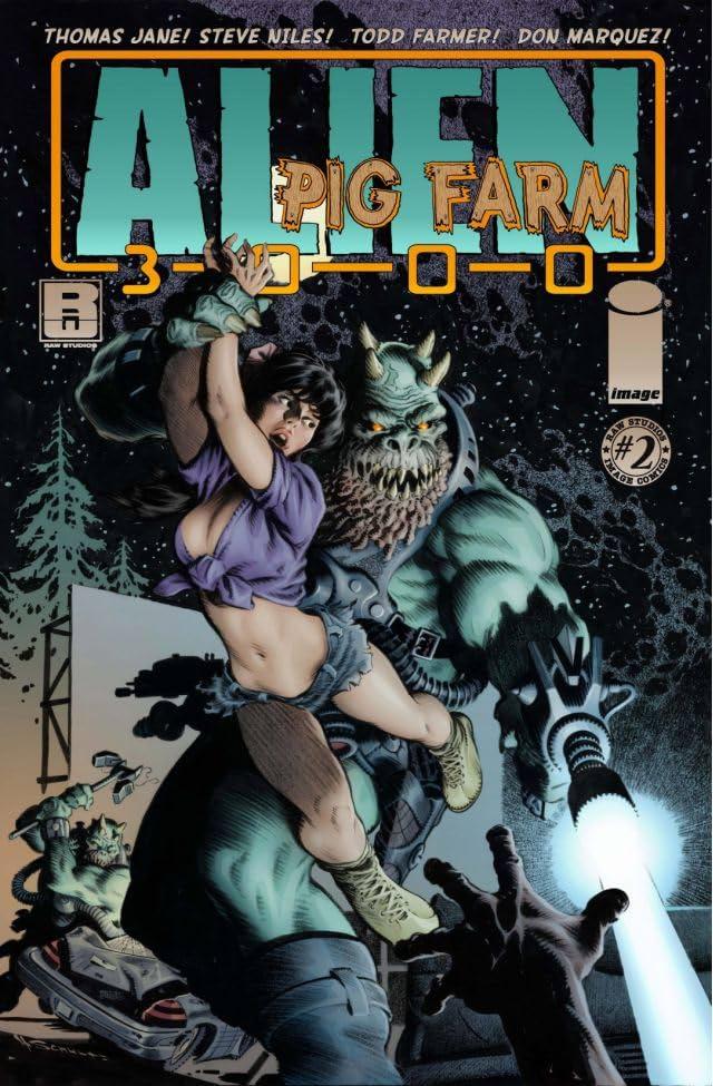Alien Pig Farm 3000